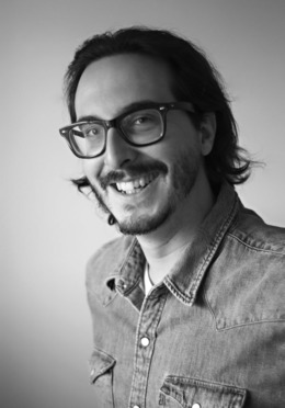 Guillaume Perreault - Parfum d'encre