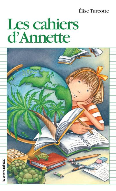Les cahiers d'Annette