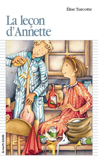 La leçon d'Annette