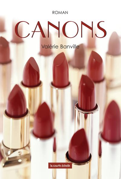 Canons - Valérie Banville   - À l'étage - 9782896510399