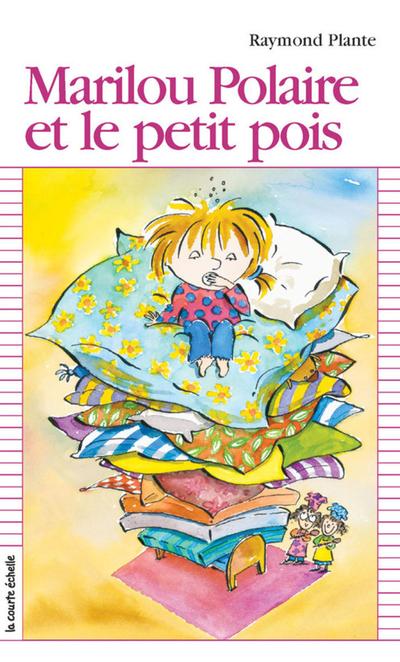 Marilou Polaire et le petit pois