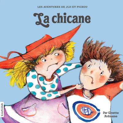 La chicane - Ginette Anfousse - Ginette Anfousse - La courte échelle - 9782897740320