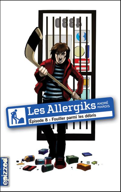 Fouiller parmi les débris - André Marois - Alexandra Myotte - La courte échelle - 9782896515318