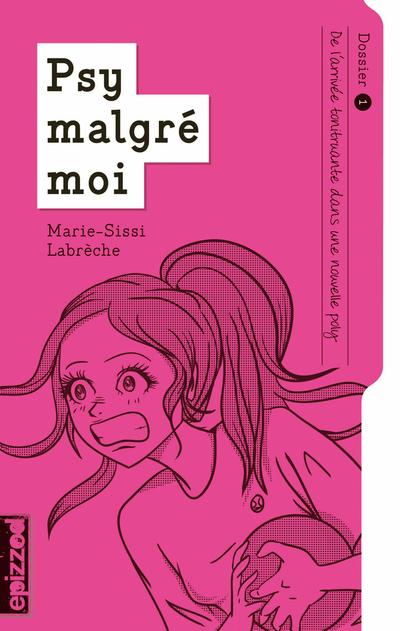 De l'arrivée tonitruante dans une nouvelle poly - Marie-Sissi Labrèche - Sarah Chamaillard - La courte échelle - 9782896516599