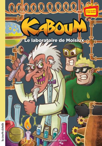 Le laboratoire de Moisiux
