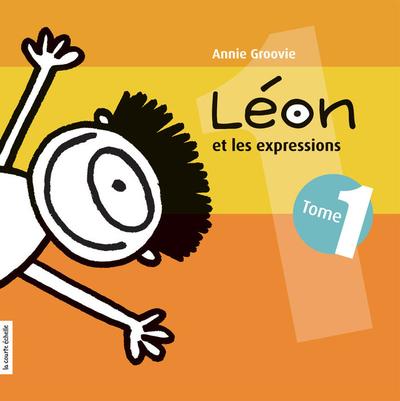 Léon et les expressions, tome 1