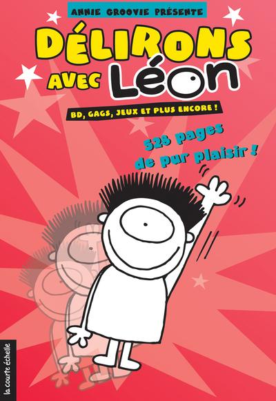 Coffret 4 - Délirons avec Léon - numéros 19 à 24