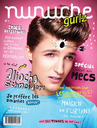 Nunuche Gurlz magazine, volume 1