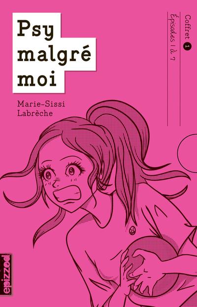 Coffret 1 - Psy malgré moi - épisode 1 à 7 - Marie-Sissi Labrèche Marie-Sissi Labrèche Sarah Chamaillard - La courte échelle - 9782896516599