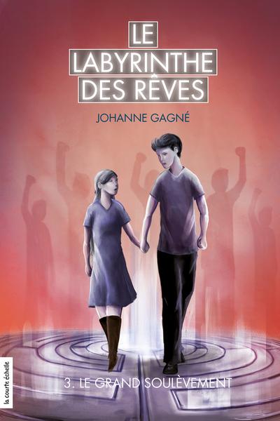 Le grand soulèvement - Julie Champagne Julie Champagne Johanne Gagné   - La courte échelle -