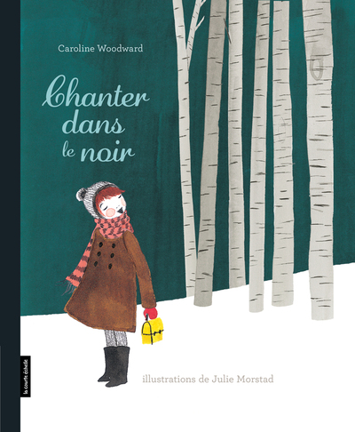 Chanter dans le noir - Sylvie Desrosiers André Marois André Marois Caroline Woodward   - La courte échelle -