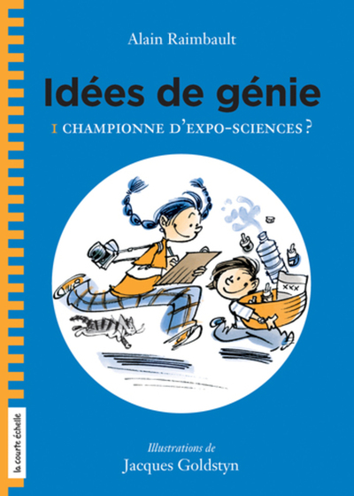 Championne d'Expo-sciences ?