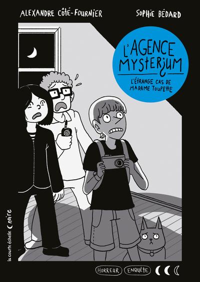L'étrange cas de madame Toupette