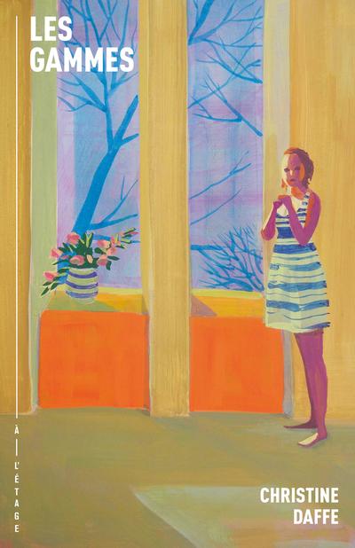 Les gammes - Christine Daffe -   - À l'étage - 9782924568330