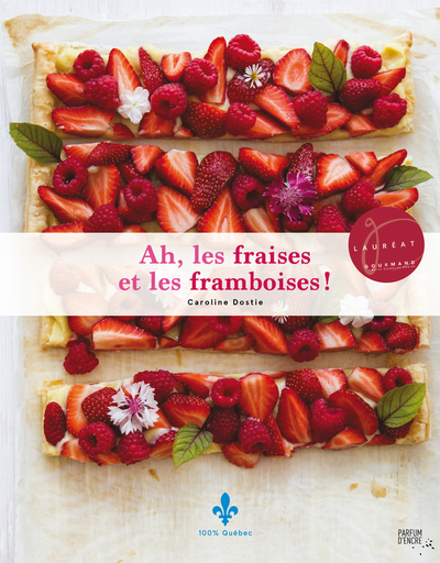 Ah, les fraises et les framboises! -  Collectif  Collectif   - Parfum d'encre - 9782924251355