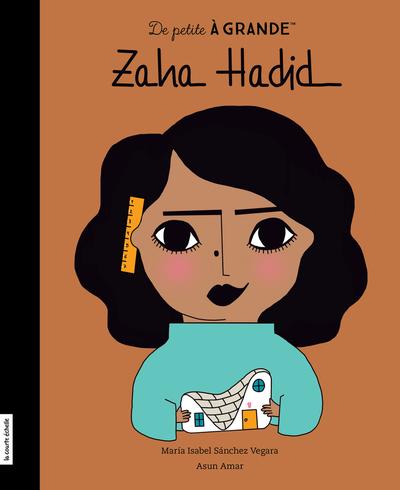 Zaha Hadid - María Isabel Sánchez Vegara María Isabel Sánchez Vegara   - La courte échelle -